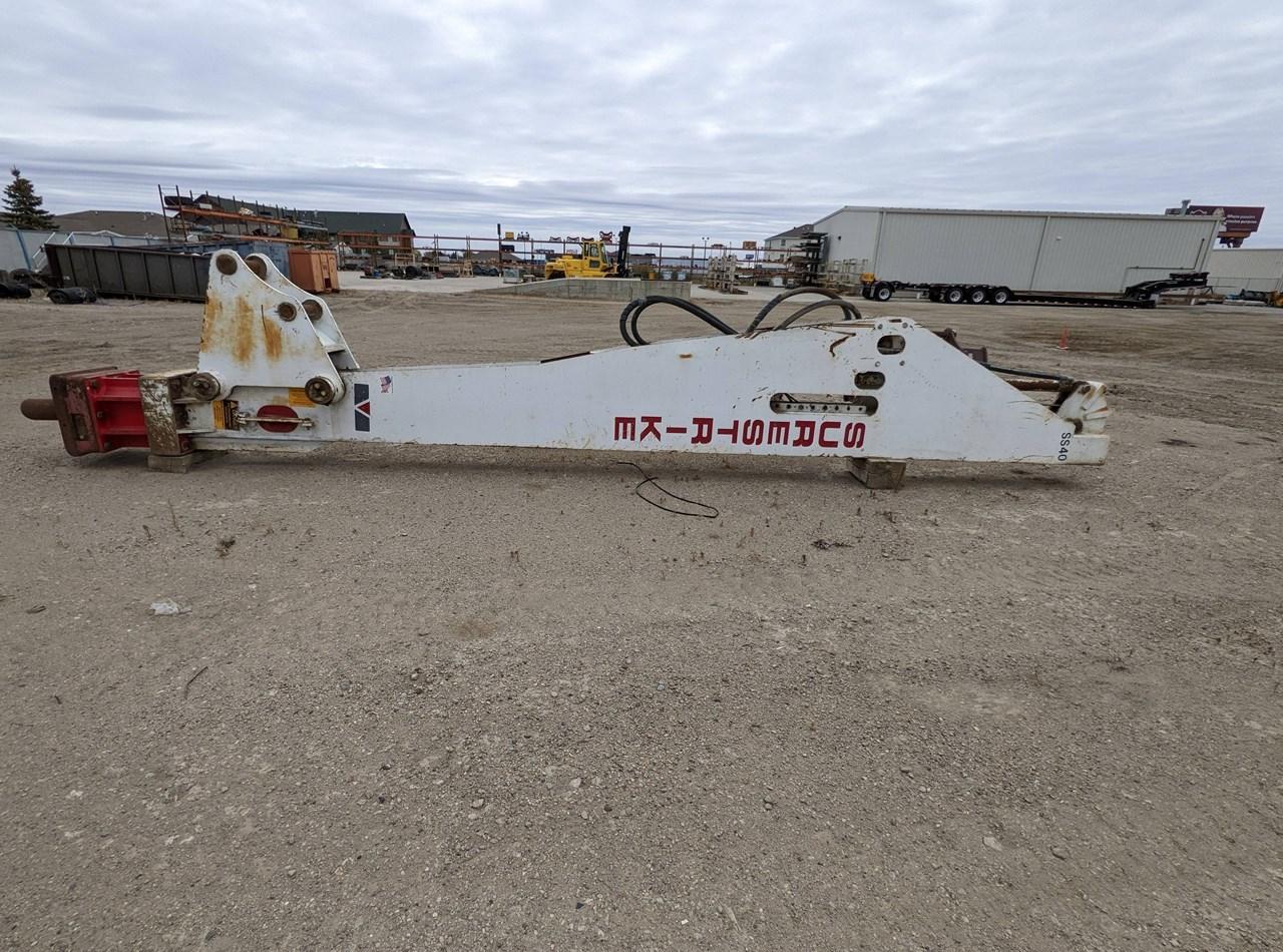 2016 SURESTRIKE INTERNATIONAL INC SS40 Excavator Attachment For Sale