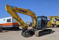 Excavator For Sale 2020 Kobelco SK170LC-10