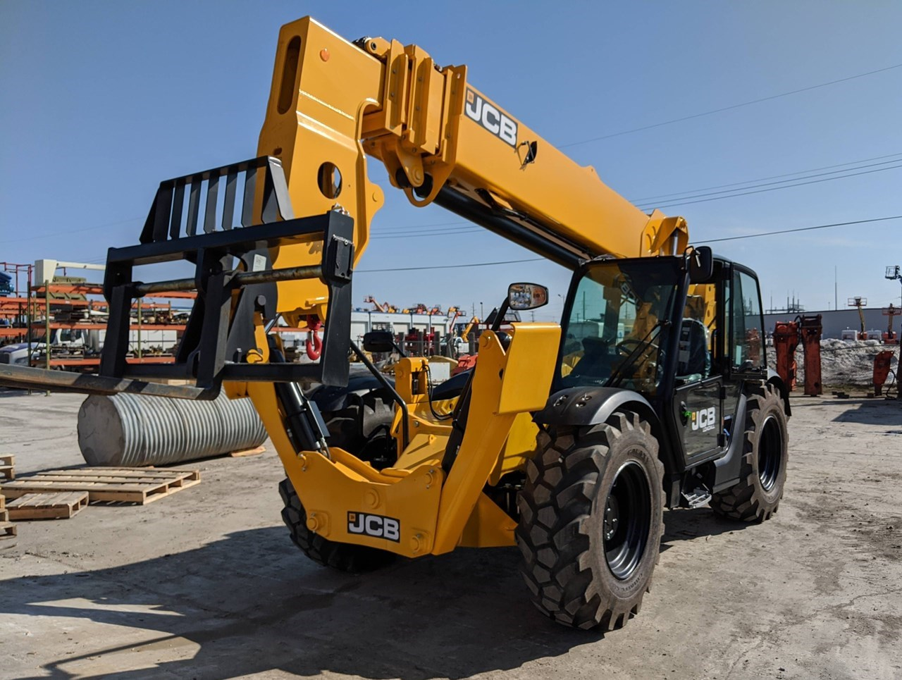 2020 JCB 510-56 Forklift For Sale