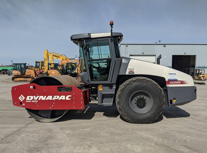 2020 Dynapac CA2500D Compactor For Sale