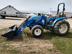 Tractor For Sale 2014 New Holland BOOMER 41 , 41 HP