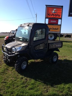 Utility Vehicle For Sale 2017 Kubota X1100CRLA , 25 HP