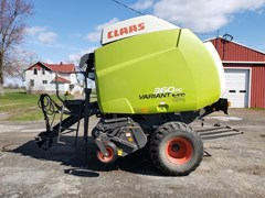 Baler-Round For Sale 2017 CLAAS Variant 360
