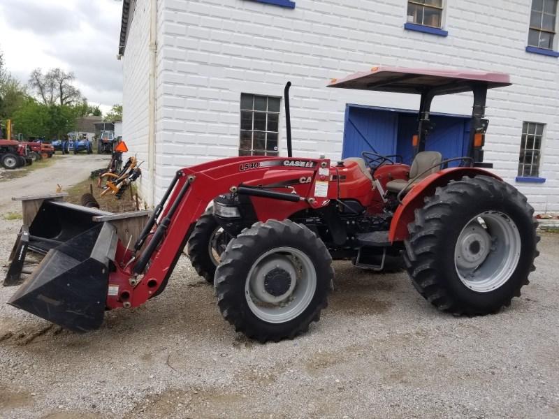 2012 Case IH FARMALL 75A MFD LDR Tractor For Sale