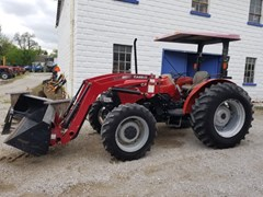 Tractor For Sale 2012 Case IH FARMALL 75A MFD LDR , 62 HP