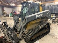 Skid Steer-Track For Sale 2017 John Deere 331G