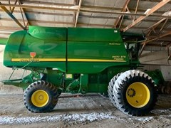 Combine For Sale 2011 John Deere 9670 STS