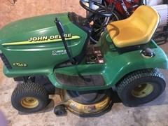 Riding Mower For Sale 1998 John Deere LT166 , 16 HP