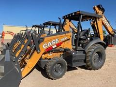 Loader Backhoe  2020 Case 580N
