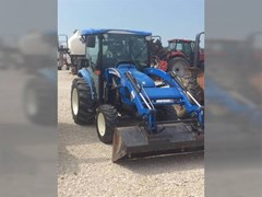 Tractor For Sale New Holland BOOMER 3040 , 40 HP
