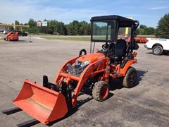 Tractor For Sale 2017 Kubota BX2680TV , 25 HP