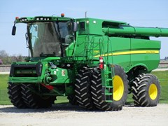 Combine For Sale 2019 John Deere S780