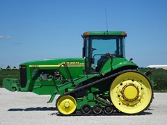 Tractor - Track For Sale 2001 John Deere 8410T , 245 HP