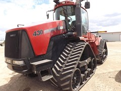 Tractor For Sale 2007 Case IH Steiger 430 Quadtrac