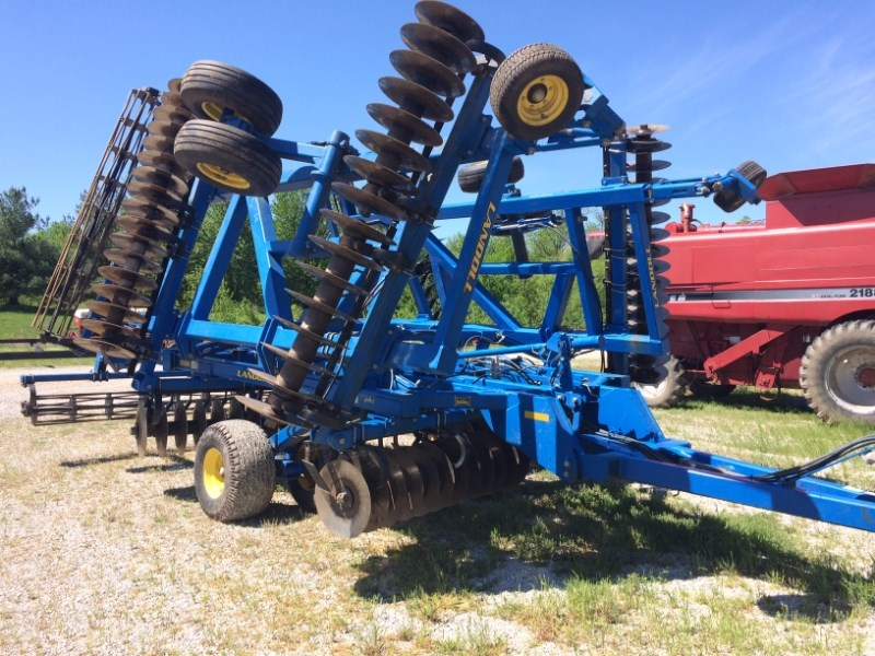 2011 Landoll 7431-33 Disk Harrow For Sale