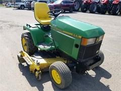 Riding Mower For Sale 1998 John Deere 455
