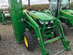 Tractor - Compact For Sale 2020 John Deere 4044M , 44 HP