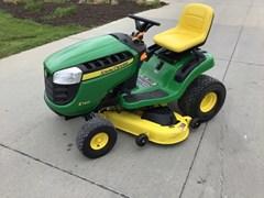 Riding Mower For Sale 2018 John Deere E140