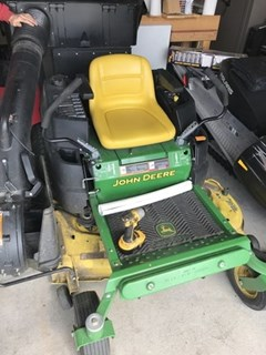 Zero Turn Mower For Sale 2014 John Deere Z425