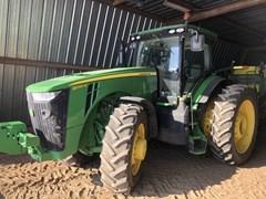 Tractor - Row Crop For Sale 2015 John Deere 8245R , 245 HP