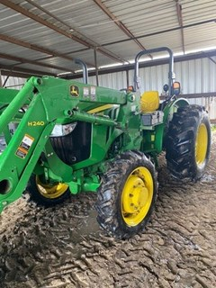Tractor - Utility For Sale 2016 John Deere 5055E