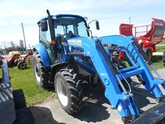 Tractor - Compact Utility For Sale 2017 New Holland T4.75 , 75 HP