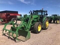 Tractor - Row Crop For Sale 2017 John Deere 6175R
