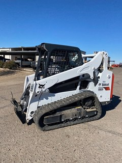 Skid Steer-Track  Bobcat T590 T4