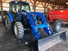 Tractor For Sale New Holland T4.75