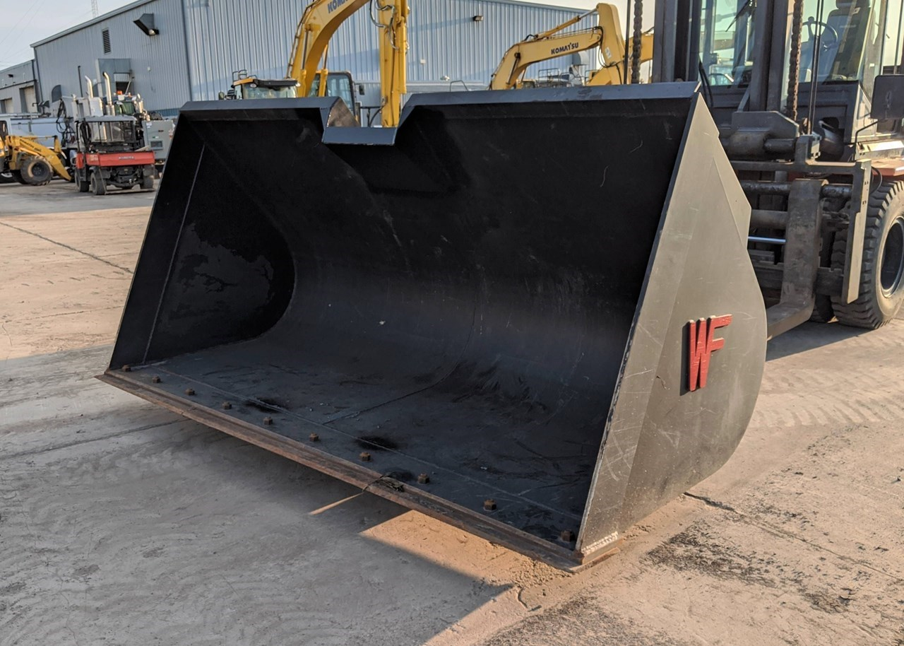 2019 WAHPETON FABRICATION SNOW BUCKET Loader Bucket For Sale