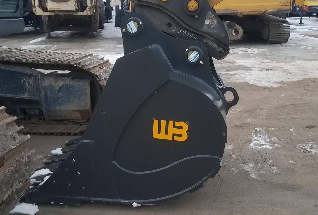 2019 Werk-Brau SK350GP54 Excavator Bucket For Sale