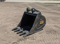 Excavator Bucket For Sale 2020 Werk-Brau PC170GP42