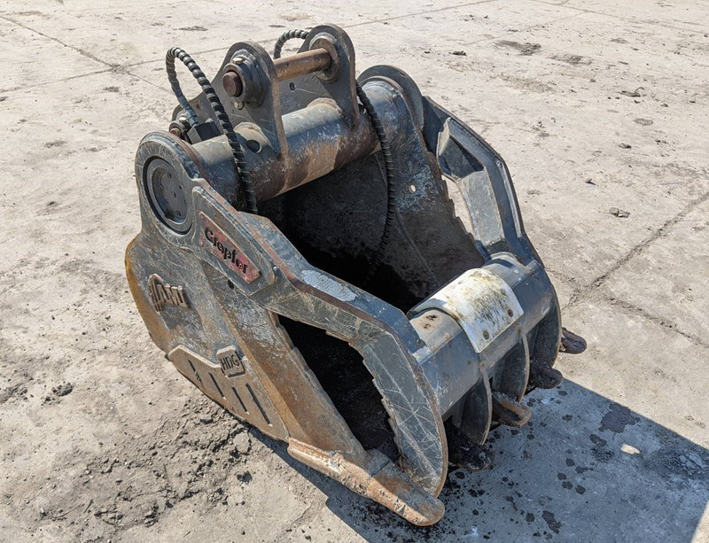 2017 Other PC138 GRAPTOR Excavator Bucket For Sale