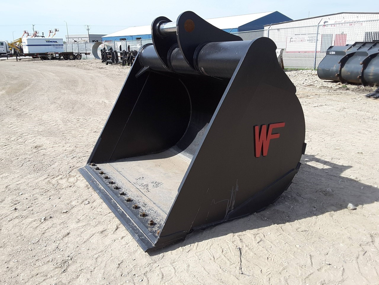 2019 WAHPETON FABRICATION PC490D72 Excavator Bucket For Sale