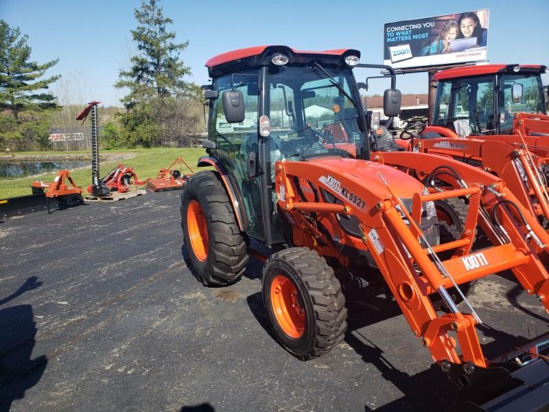 2019 Kioti DK4210SE Tractor For Sale