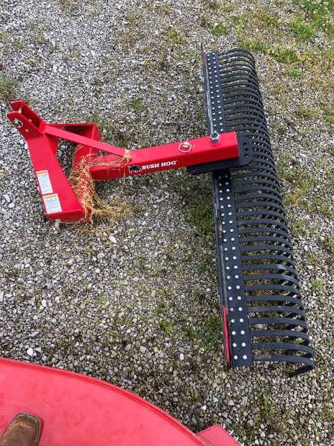 2018 Bush Hog MLR84 Attachments For Sale
