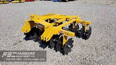 Disk Harrow For Sale 2020 Braber DH210FK