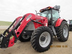 Tractor For Sale McCormick XTX 165 MFD