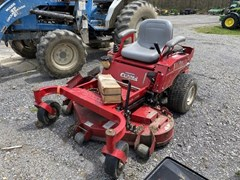 Zero Turn Mower For Sale 2010 Country Clipper 2048BSJSR200 , 20 HP