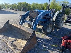 Tractor - Compact Utility For Sale 1991 New Holland 2120