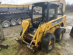 Skid Steer For Sale 2004 John Deere 317
