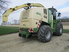 Forage Harvester-Self Propelled For Sale 2015 Krone X700