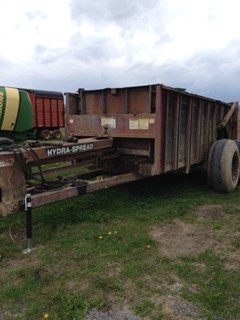 Manure Spreader-Dry/Pull Type For Sale Hagedorn 500