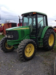 Tractor For Sale 2003 John Deere 6320 , 90 HP