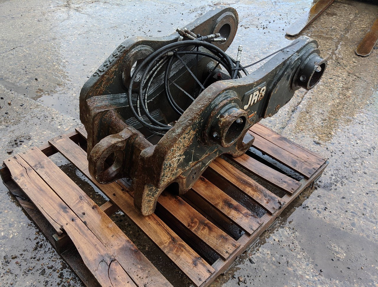JRB PC400QC Excavator Coupler For Sale