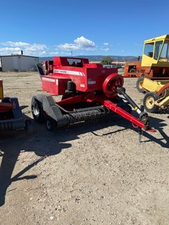 Baler-Square For Sale Massey Ferguson 1839