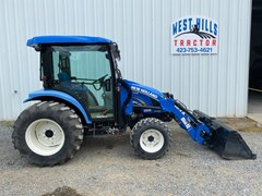 Tractor For Sale 2013 New Holland Boomer 3045 , 45 HP