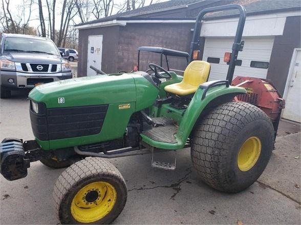2001 John Deere 4700 Tractor For Sale