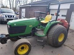 Tractor For Sale 2001 John Deere 4700 , 45 HP