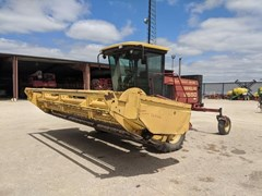 Windrower-Self Propelled For Sale 1997 New Holland 2550